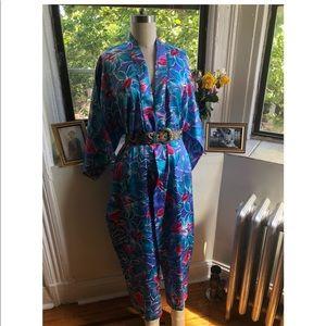 Kimono Vintage-Robe